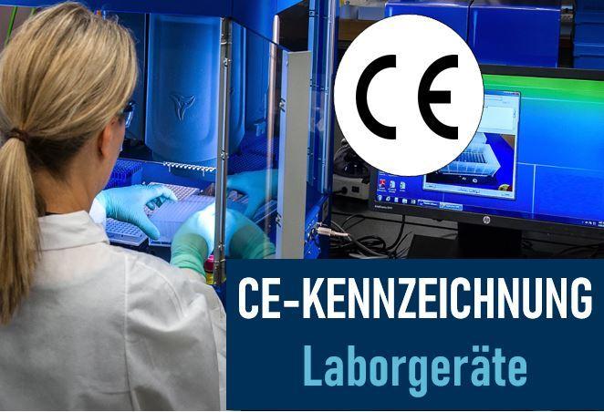 CE-Kennzeichnung Laborgeräte